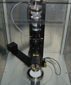 Interfacial Shear Rheometer