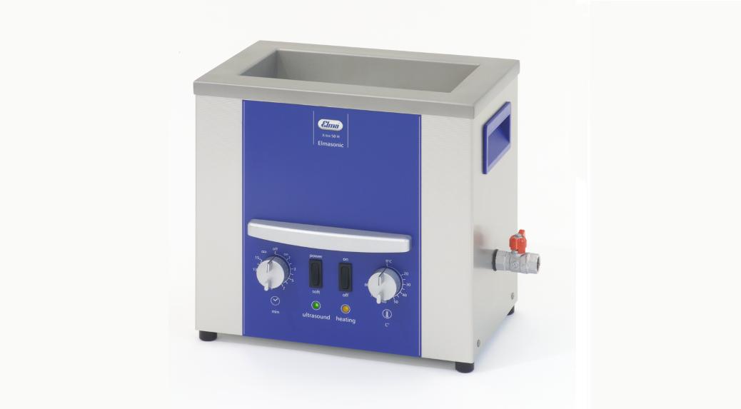 Ba os ultrasonido robustos elmasonic x tra h laval lab for Bano ultrasonidos laboratorio