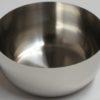 Flat Bottom Platinum Dish