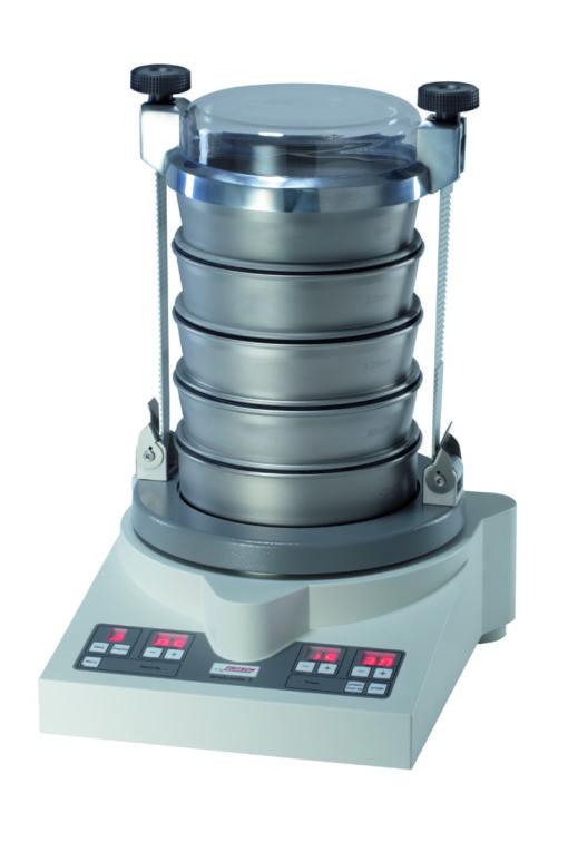 Microprocessor Sieve Shaker