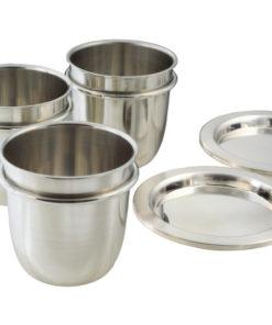 Phoenix Platinum Crucibles Molds
