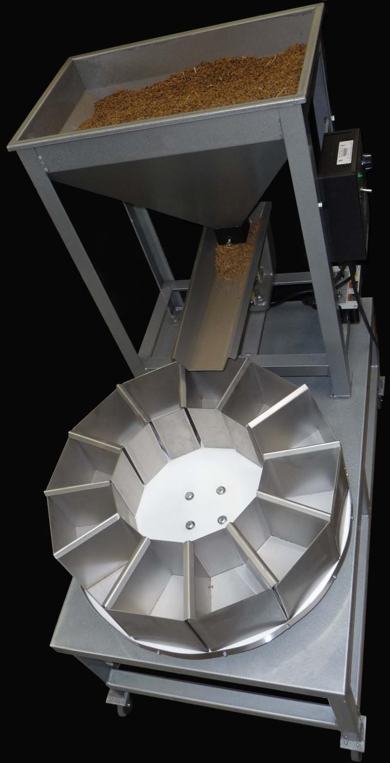 Spinning Rifflers For Dividing Large Bulk Samples Laval Lab