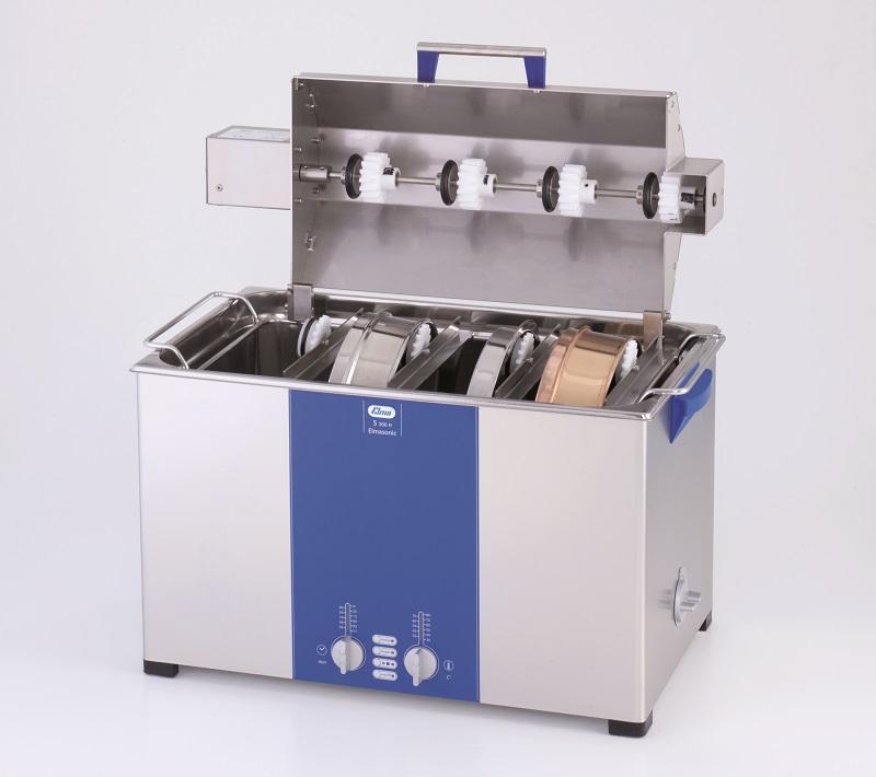 Ba os ultrasonido para tamices anal ticos laval lab for Bano ultrasonidos laboratorio