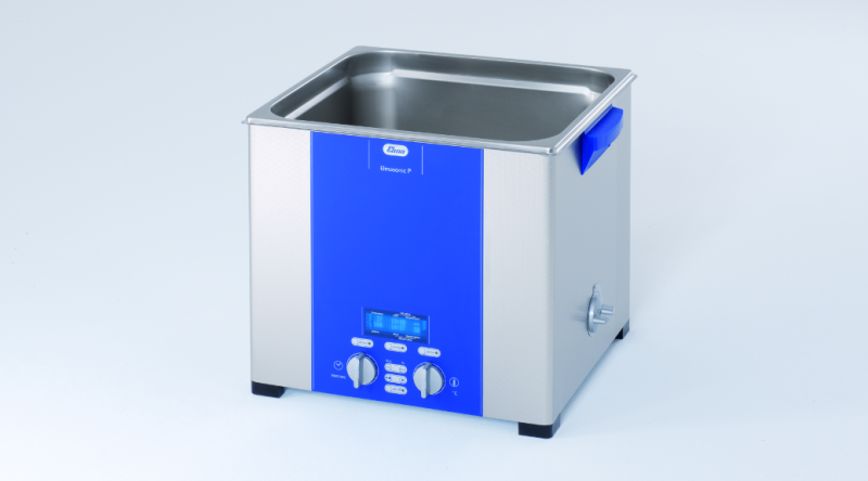Frequency Ultrasonic Cleaner : Multi frequency ultrasonic cleaners elmasonic p laval lab
