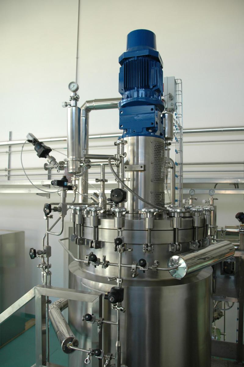 Fermentadores Bioreactores Industriales Laval Lab