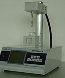 Bubble Pressure Tensiometer