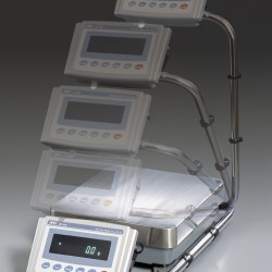 Industrial Balance Column mount display