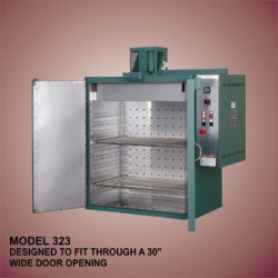 Large Capacity Bench Oven