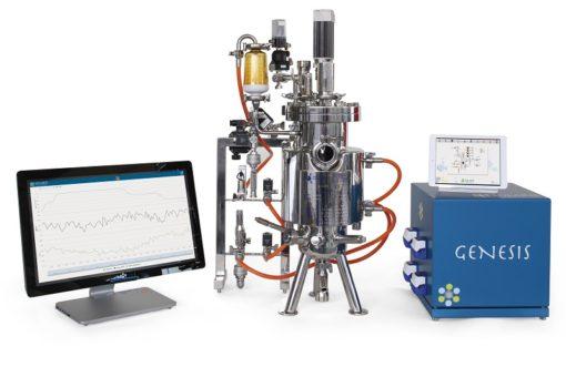 Sterilizable In Place Benchtop bioreactor